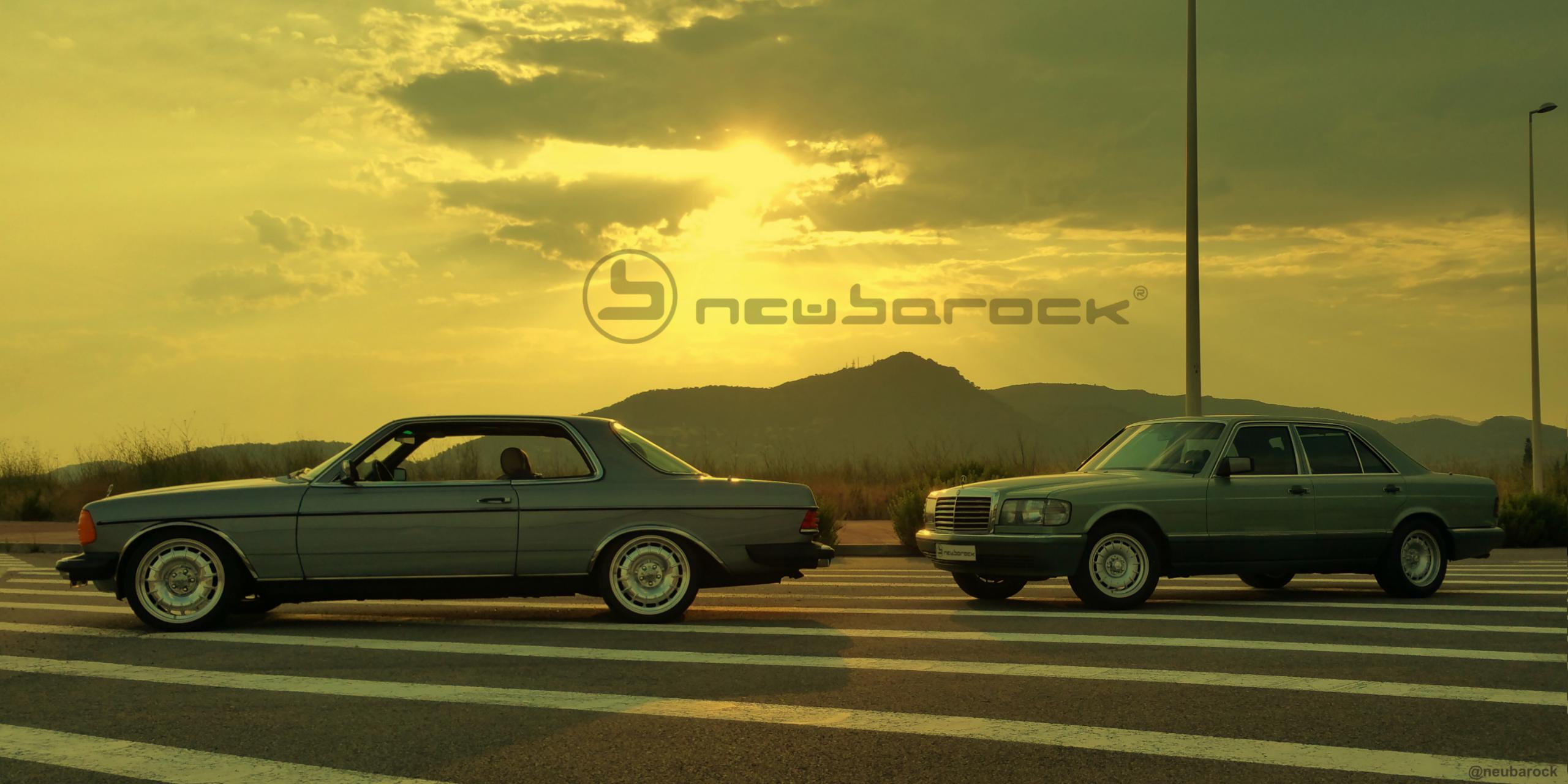 C123 US version with the 8x18 neuBarock®